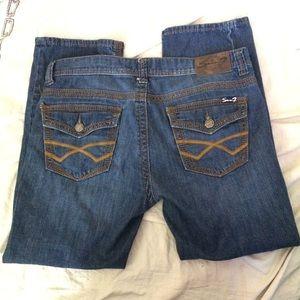 Seven 7 Straight men's jeans 34/30